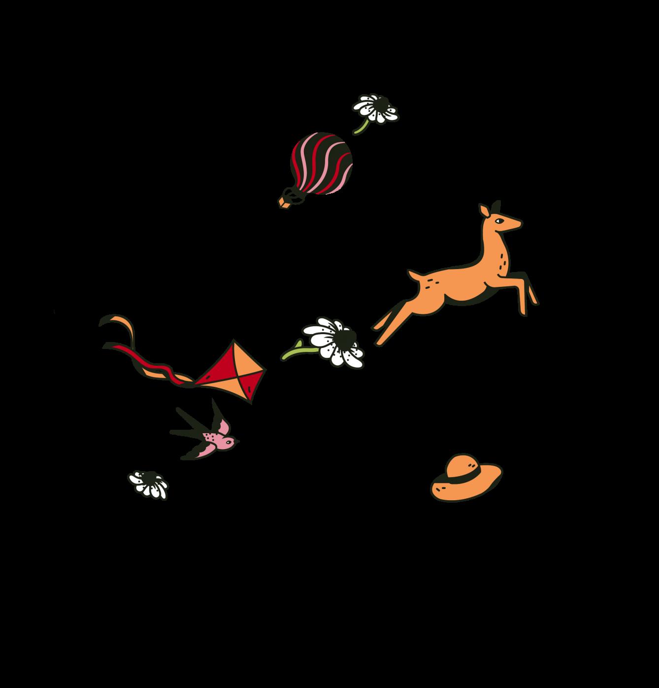 illustration-cerf-volant